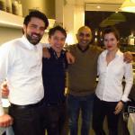 Delegazione di Den Haag - Scheveningen: cena di San Valentino